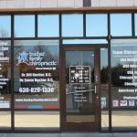 Indianapolis Window Signs & Graphics Copy of Chiropractic Office Window Decals 150x150